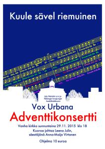 Vox Urbana