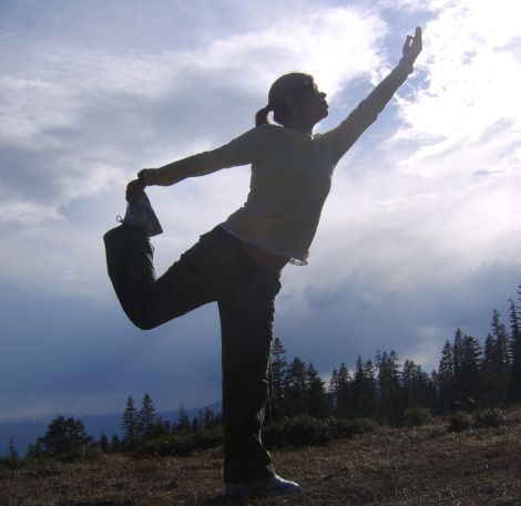 yoga-hiking