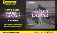 L'As King – « C'est Jesus La Star », single maintenant disponible