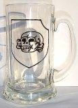 "Beer Mug ""Totenkopf"""