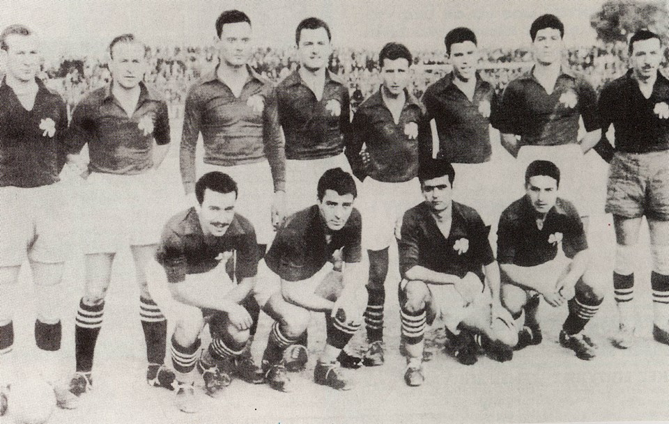 1953 – The 3rd Championship | pao.gr