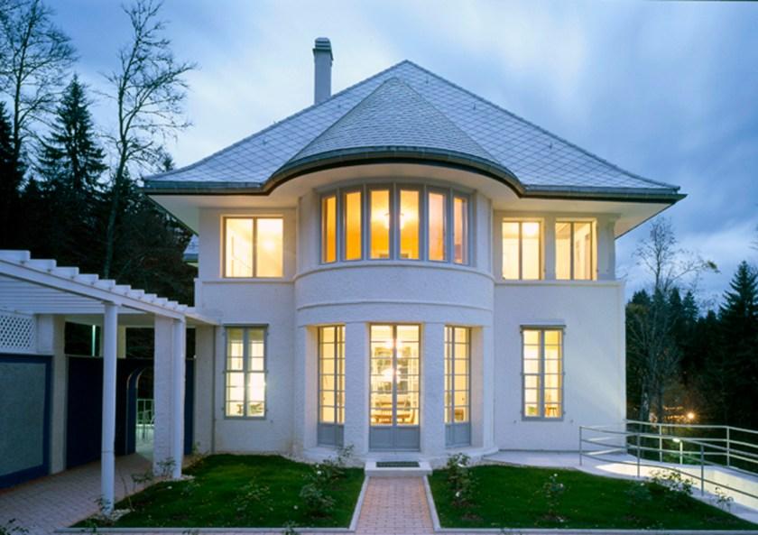 Le Corbusier Maison blanche