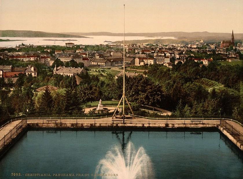 Oslo,1890-1900