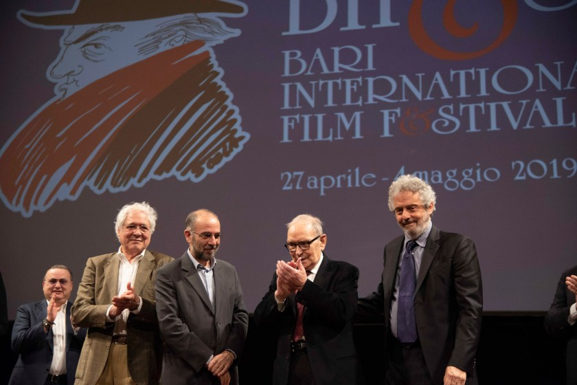 "alt=""Bif&st Bari International Film Festival 2019"""