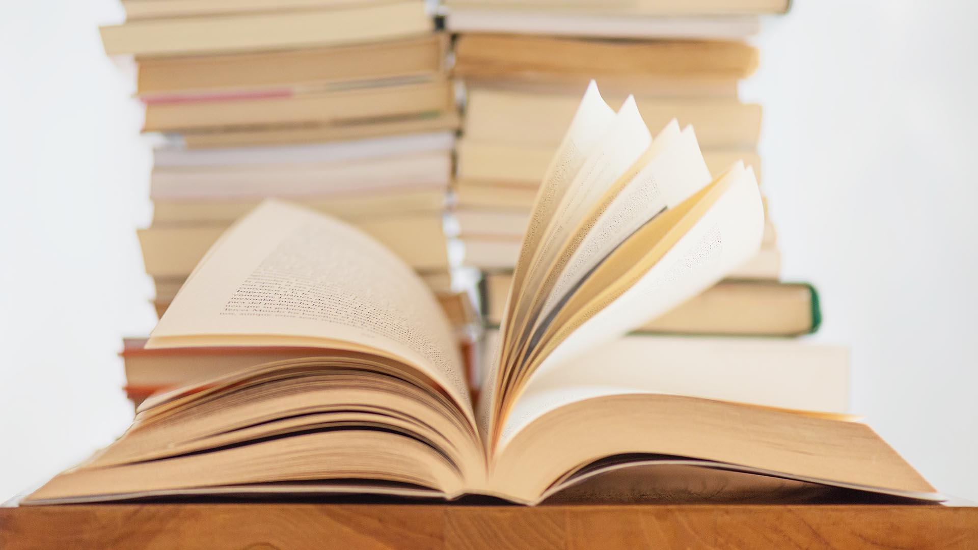 Libri che si aprono