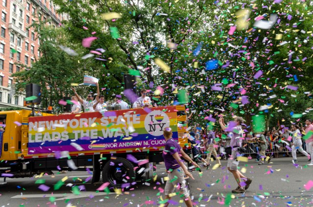 Gay Pride 2018 New York