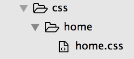 Home CSS