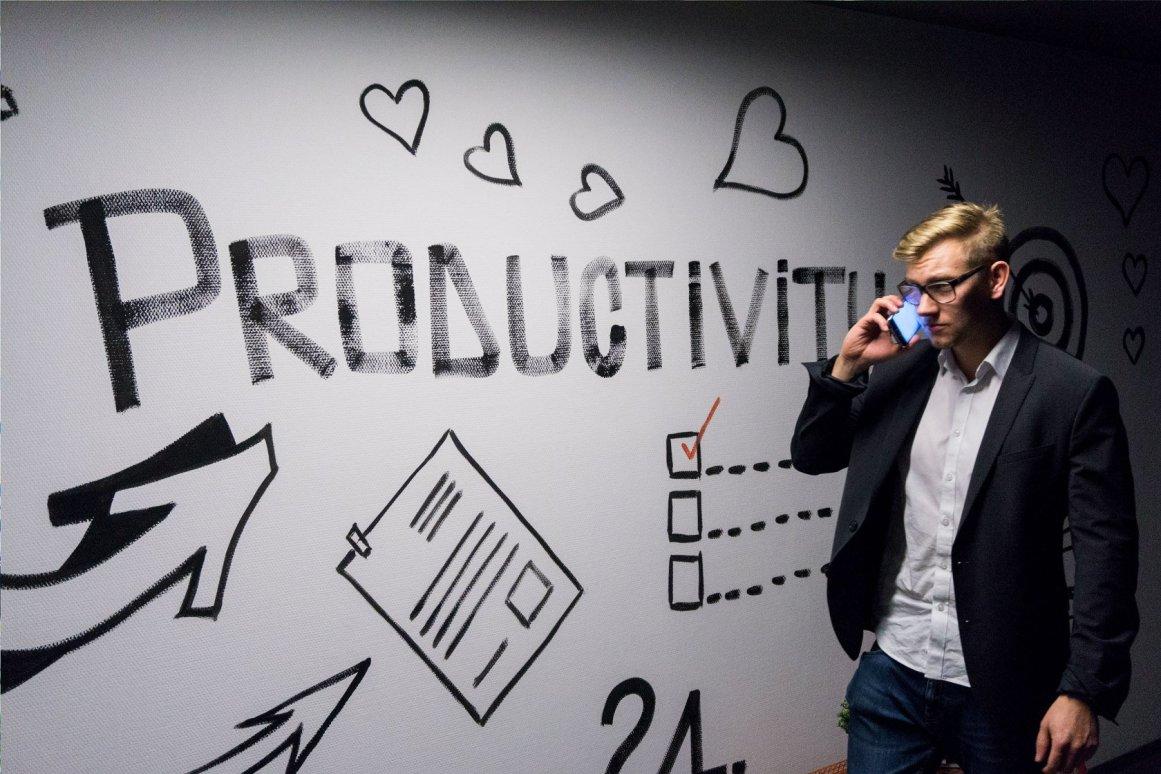 Produttività e troppo lavoro