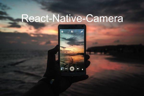 come scattare foto con react-native-camera