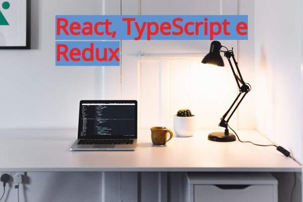 configurazione di TypeScript, TSLint e installazione di Redux