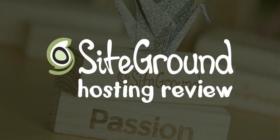 recensione di SiteGround