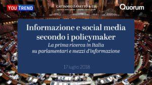 Informazione e sociale media