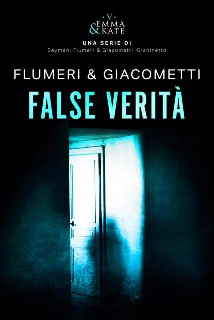 False verità di Flumeri&Giacometti, la copertina