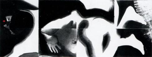 Dal catalogo della Mostra Arte Eros – giovani artisti. A cura di Giorgio Auneddu e Riccarda Montenero