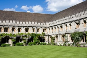 Magdalen College a Oxford