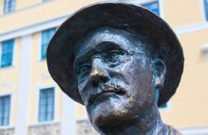 James Joyce statue, Trieste