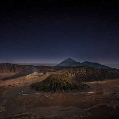 Bromo Volcan, Indonesia.