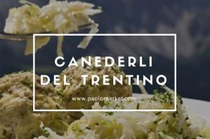 Canederli del Trentino