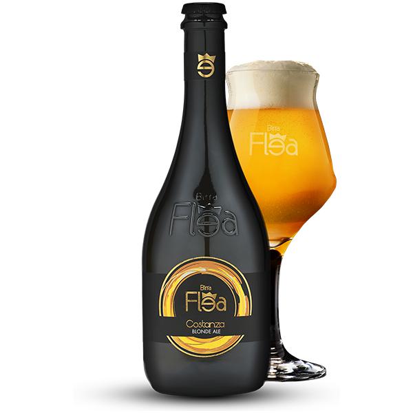 Birra Flea Costanza Blonde Ale