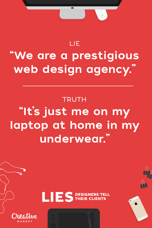 Designer Lies 151
