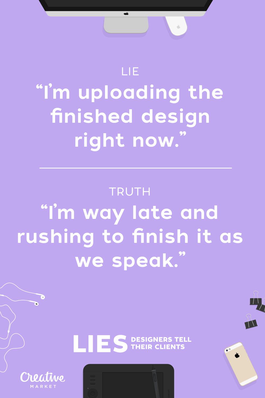 Designer Lies 2