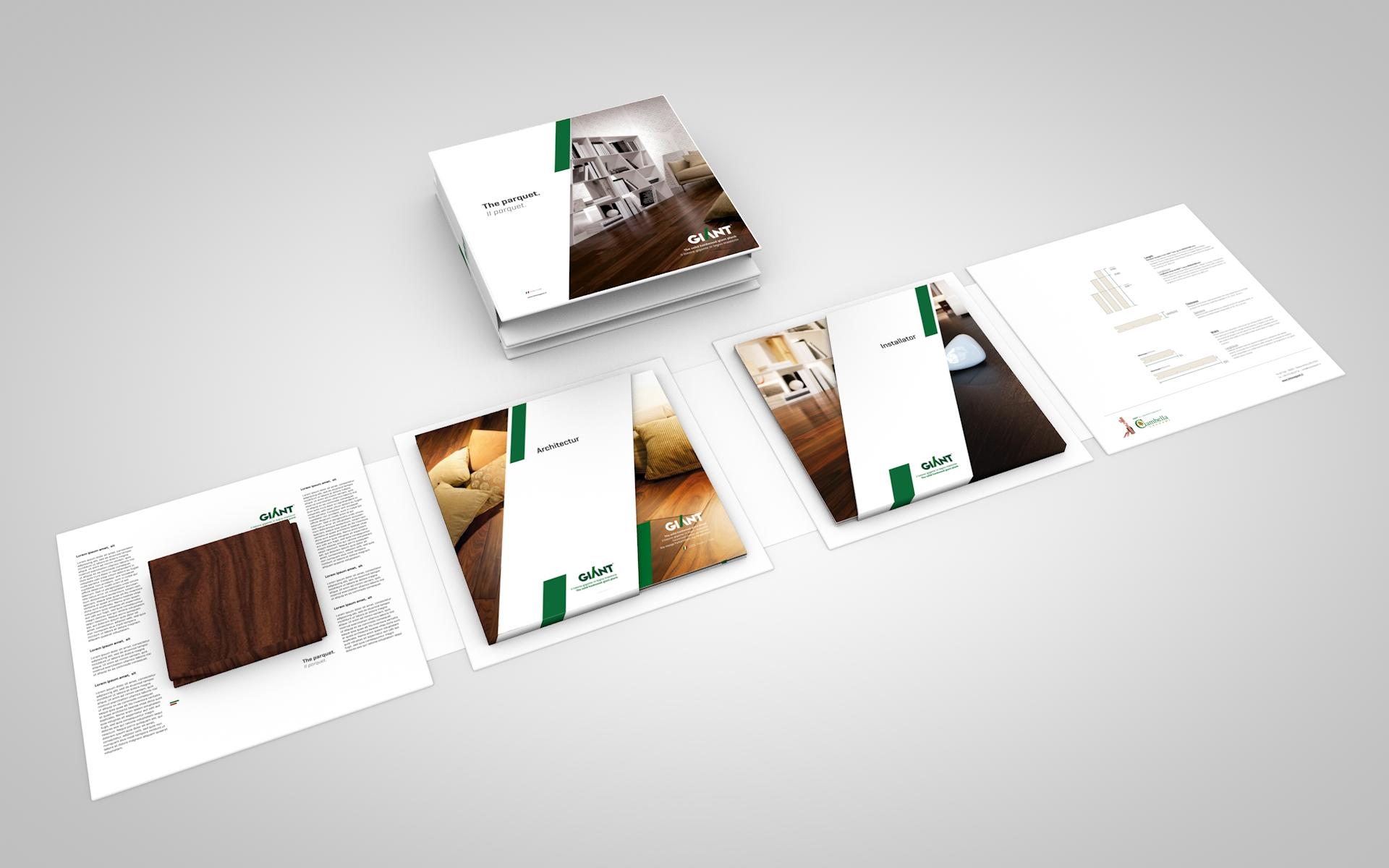 Brand Giant Product Folder