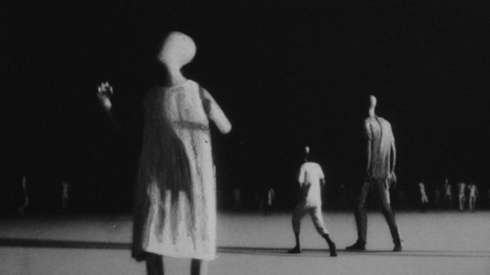 """Mescolando l'animazione C4D, Charcoal e Cel per """"Last I Heard"""" di Thom Yorke - Donna"""