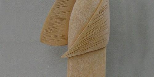 Scultore Paolo Moro. Scultura in terracotta. Titolo modella