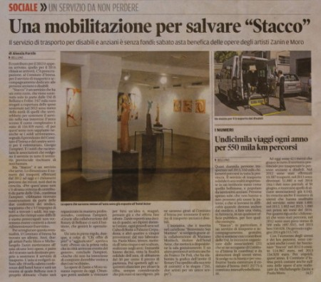 Corriere Delle Alpi Asta di Beneficenza e1415712940515