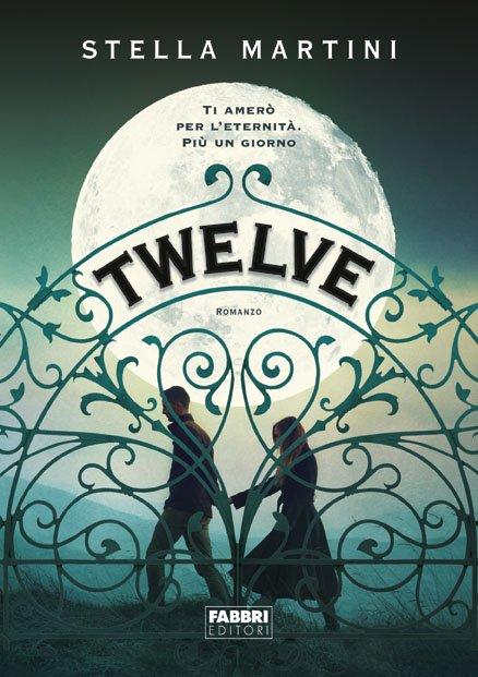 Arriva Twelve il mio nuovo romanzo, anzi il nostro