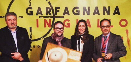Paolo Roversi vince il Garfagnana in Giallo 2015