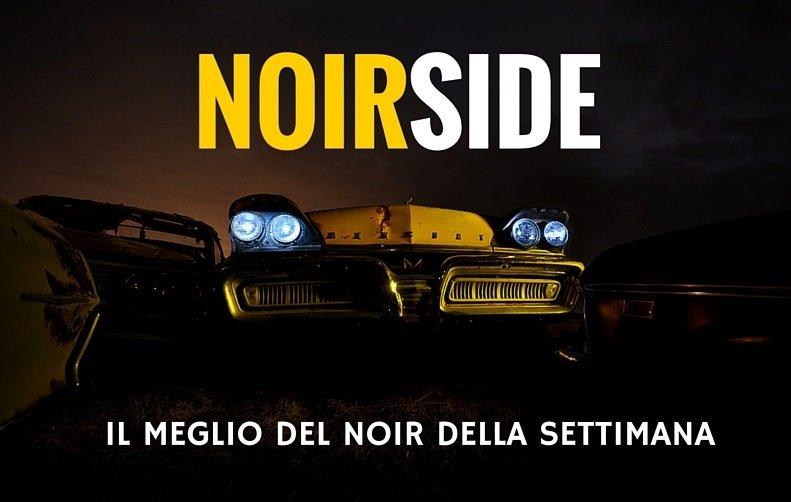 #NoirSide Manzini diventa regista, l'Incubo di Wulf Dorn, il nuovo Bosch di Connelly