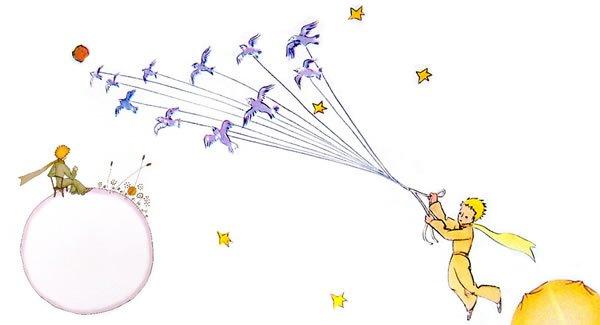 Il-Piccolo-Principe-disegno-Lande-Incantate