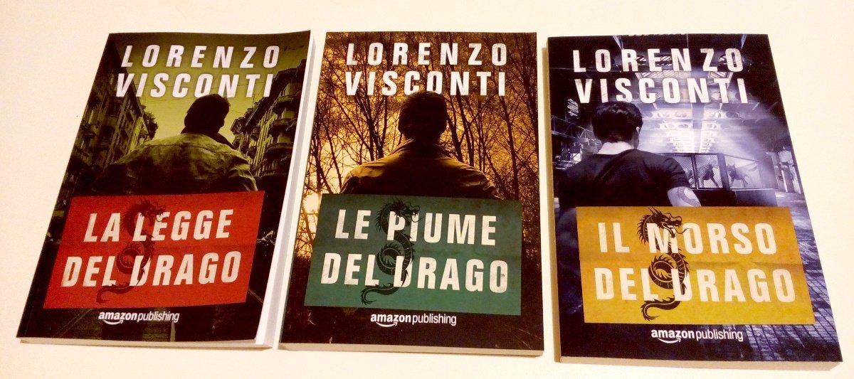 Oggi è il giorno del Drago: Il morso del Drago #LorenzoVisconti