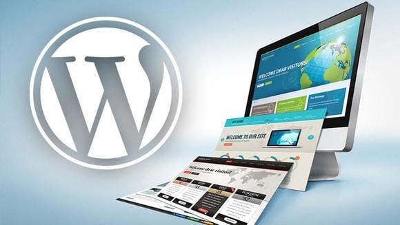 logo wordpress con siti di esempio