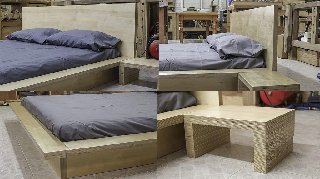 homemade tatami style bed paoson blog