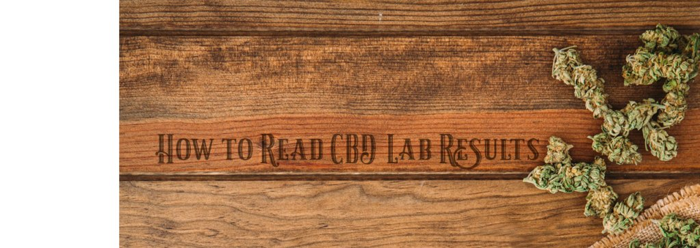 How to Read CBD Lab Results