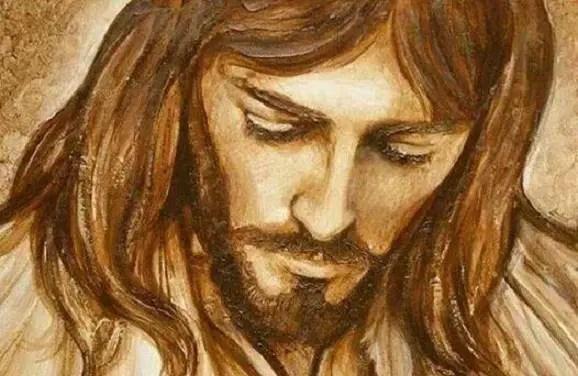 Il drammatico dialogo di Gesù con un sacerdote.