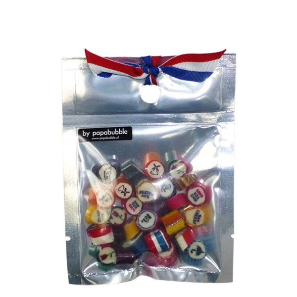 holland candy in a 50gr bag