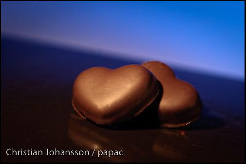 chokladhjÅrtan