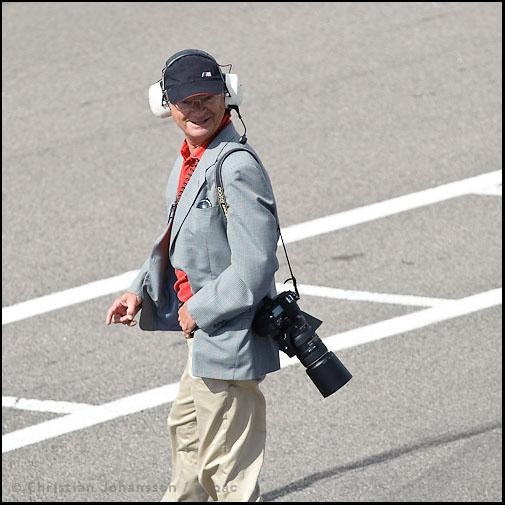 en glad Nikonägare