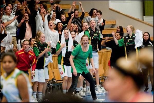 Damligakval, Kvarnby Basket-UmeΠComets