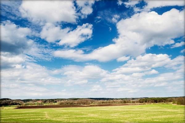 a view in Gråbo