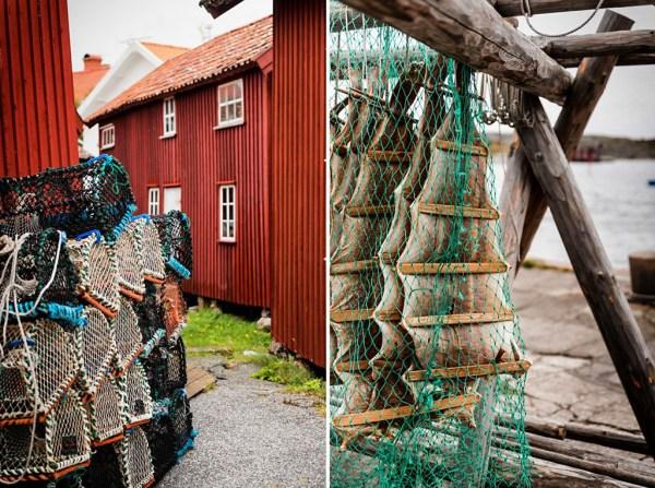 seafood in Mollösund