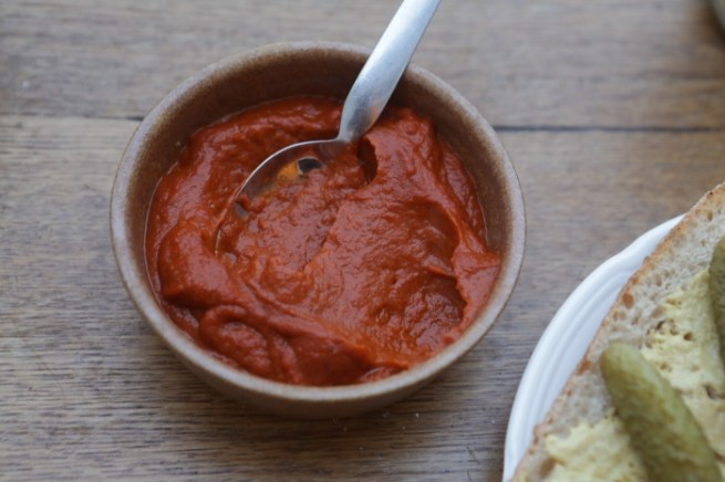 molho tomate ameixa