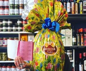 Easter egg Bristol