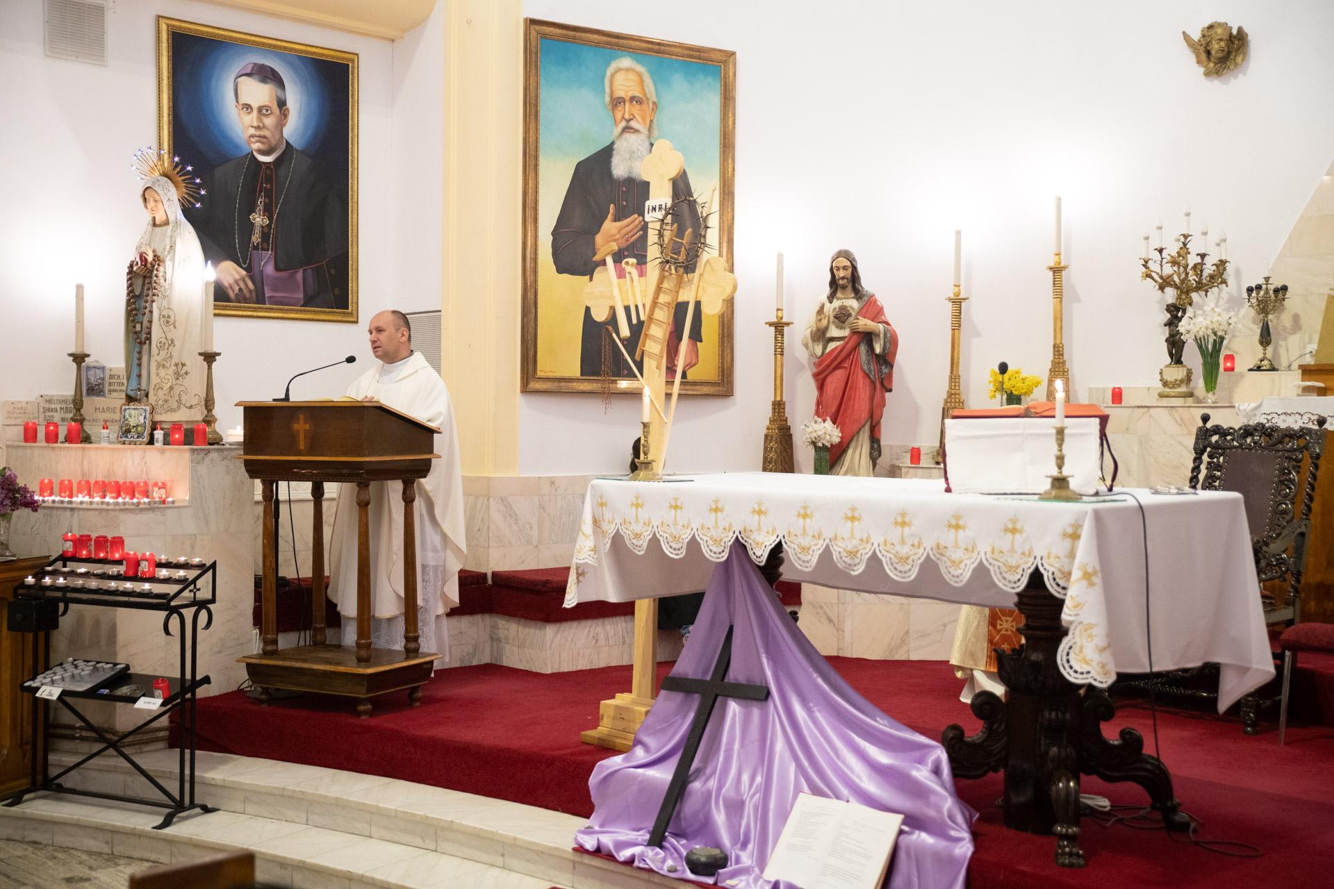 Parohia Sfânta Elena: loc de pelerinaj al bucureștenilor | VIDEO