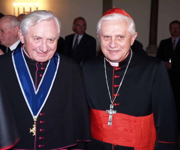 Image result for Georg Ratzinger