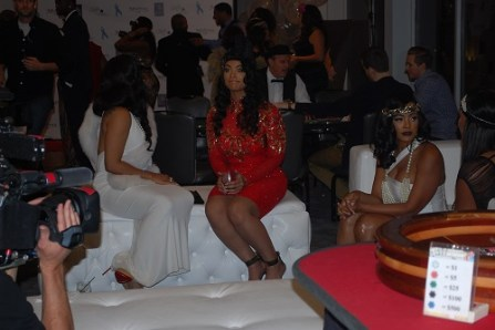 "#BBWLA Basket Ball Wives LA Live Taping - Gatsby ""Stand Up Against Cancer Celebration"""