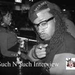 Diamond Award Winner, Atlanta Native, Breakthrough Artist: DJ Such N' Such #HLHH Interview   @DjBrandonDix @DJSuch_n_Such